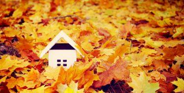 Προετοίμασε το σπίτι σου για το φθινόπωρο!