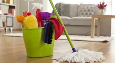 Μύθοι για την καθαριότητα του σπιτιού