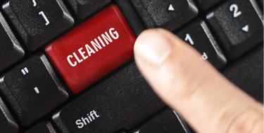 Πως να καθαρίσεις το πληκτρολόγιο σου