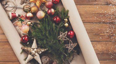12 tips για πιο ασφαλή Χριστούγεννα