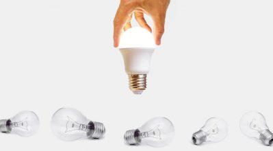 Λάμπες LED: Μείωσε έως και 80% τα έξοδα φωτισμού!