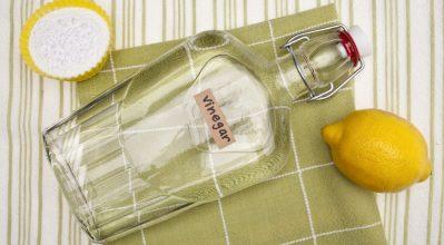 Ξίδι, ένα δυνατό και φυσικό καθαριστικό που έχεις ήδη σπίτι σου