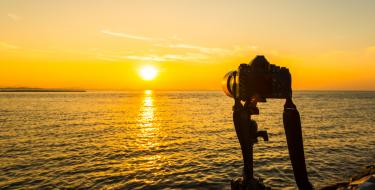 Προστάτεψε τη μηχανή σου και βγάλε τις καλύτερες φωτογραφίες στην παραλία