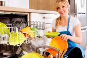 Συμβουλές για οικονομική χρήση του πλυντηρίου πιάτων!