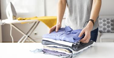 Φρεσκάρισμα και αποθήκευση ρούχων χωρίς αλλεργίες