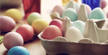Τips για τα πιο ξεχωριστά πασχαλινά αυγά