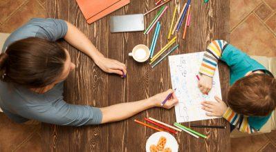 Πέντε δραστηριότητες που μπορείς να κάνεις με τα παιδιά στο σπίτι