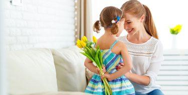 Το καλύτερο δώρο για τη καλύτερη μαμά του κόσμου: Περισσότερος χρόνος!