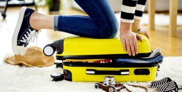 Ετοιμάζεσαι για ταξίδι; Φτιάξε σωστά τις βαλίτσες σου!