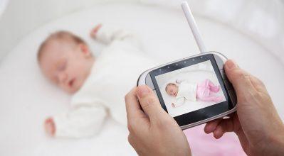 Πως να επιλέξεις Baby monitor/Ενδοεπικοινωνία μωρού