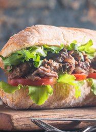 Πώς να μετατρέψεις το χτεσινό φαγητό σε λαχταριστά σάντουιτς