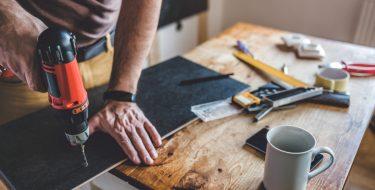 DIY κατασκευές και μερεμέτια στο σπίτι