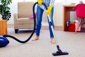 Καθαρότερος αέρας στο σπίτι με μία ηλεκτρική σκούπα μικρής επανεκπομπής σκόνης!