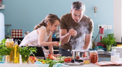 Μαγείρεμα με λιγότερες αναθυμιάσεις και μυρωδιές