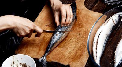 Πώς προετοιμάζω ψάρια για μαγείρεμα!