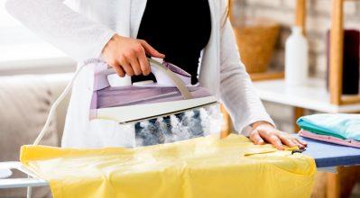 6 βασικά λάθη που πρέπει να σταματήσεις να κάνεις στο σιδέρωμα!
