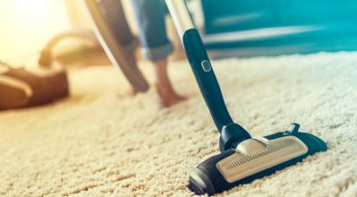 Καθάρισμα δαπέδων και χαλιών χωρίς ταλαιπωρία