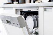 Πλυντήριο πιάτων: Καθαρισμός και συντήρηση
