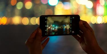 Νυχτερινή φωτογράφιση με το smartphone