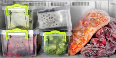 Πώς να καταψύχεις και ν' αποψύχεις σωστά τα τρόφιμα!