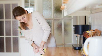 Τips για γρήγορο καθάρισμα σπιτιού