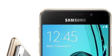 Samsung Galaxy A3 και Galaxy A5 Λεπτά, κομψά και λειτουργικά!