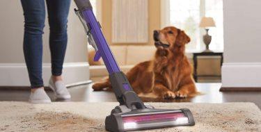 Καθάρισε εύκολα το σπίτι από τις τρίχες των κατοικιδίων σου