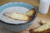 Σούπα Μανιταριών – Γιώργος Τσούλης – Chef στην Πρίζα
