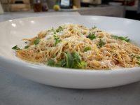 Σπαγγέτι με σάλτσα ντομάτας – Κουζίνα: Ιστορίες με τον Ανδρέα Λαγό