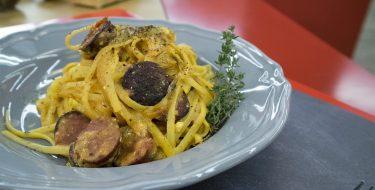 Μακαρονάδα Σπεντζοφάι – Γιώργος Τσούλης – Chef στην Πρίζα