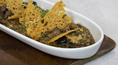 Τραχανότο με μανιτάρια – Κουζίνα: Ιστορίες με τον Ανδρέα Λαγό