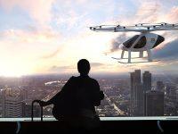 CES 2018: Η Intel παρουσίασε το πρώτο drone μεταφοράς επιβατών και νέα Star Mini drones