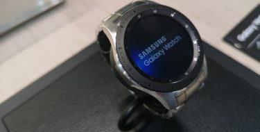 IFA 2018: Samsung Galaxy Watch