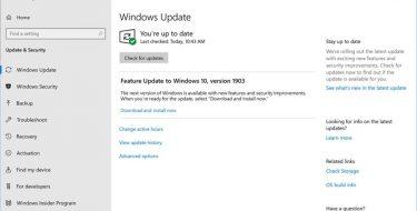 Αναμένεται το Windows 10 update της Microsoft