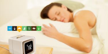 CES 2016: Το ξυπνητήρι που σε ξυπνάει με…. αρώματα!